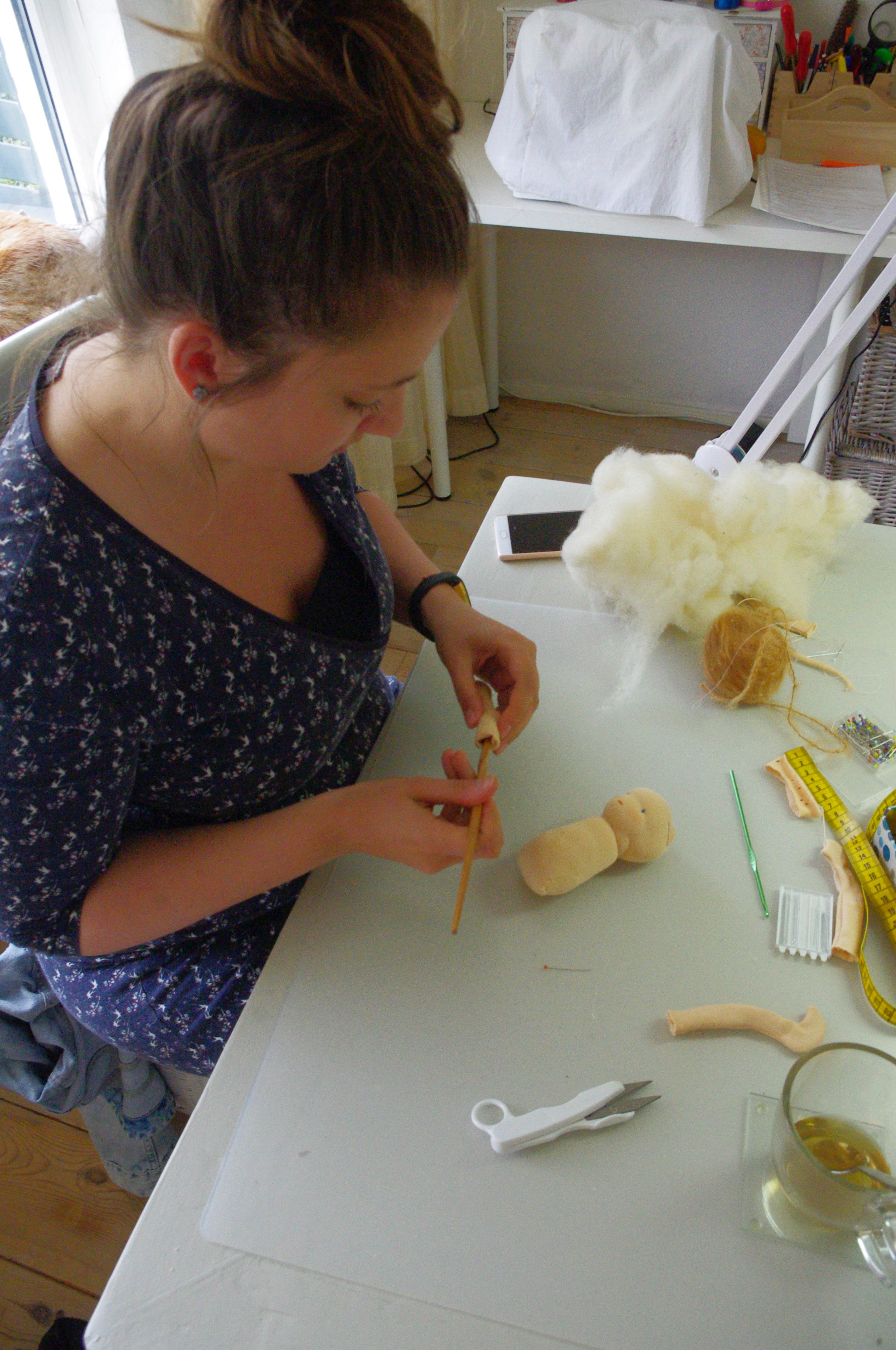 Workshop Zonnekindpop