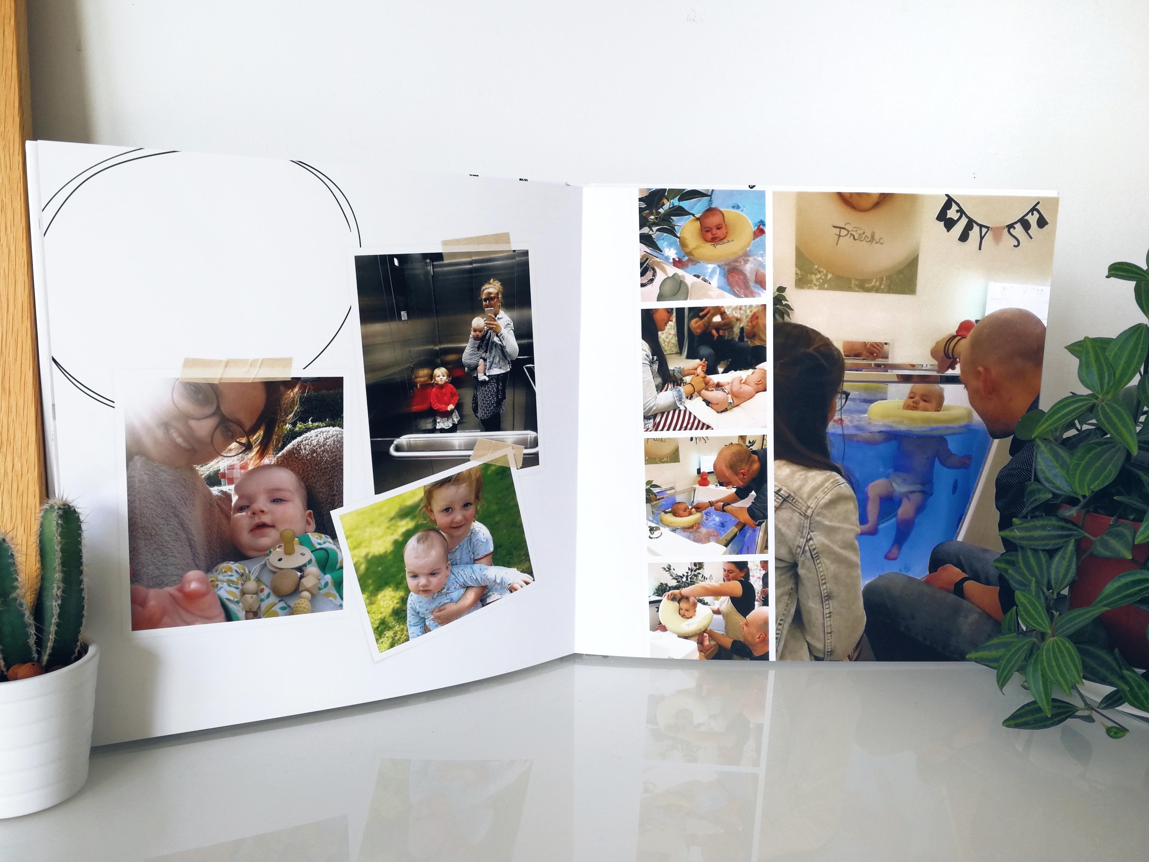 Een online fotoboek maken