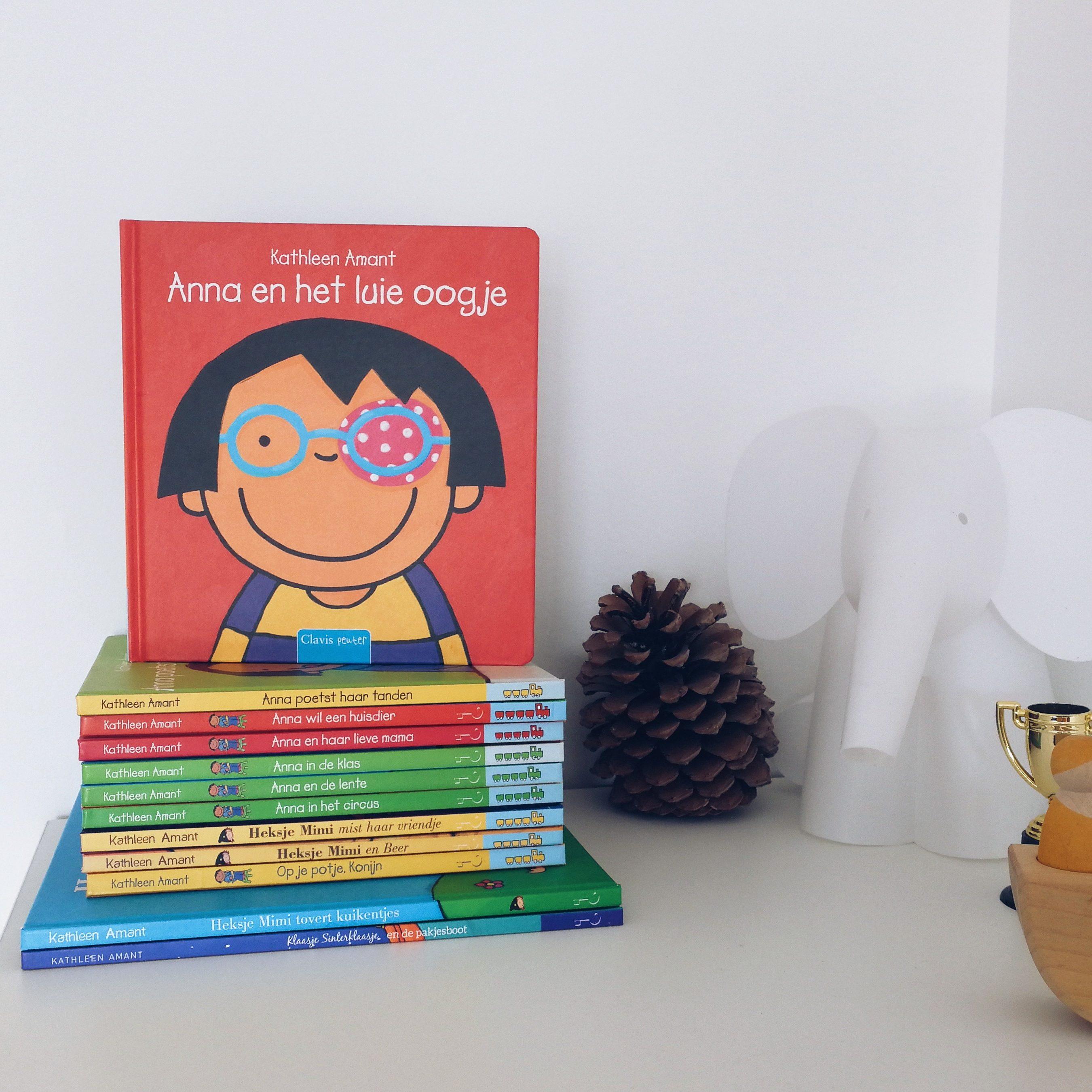 Mama's favorieten boeken