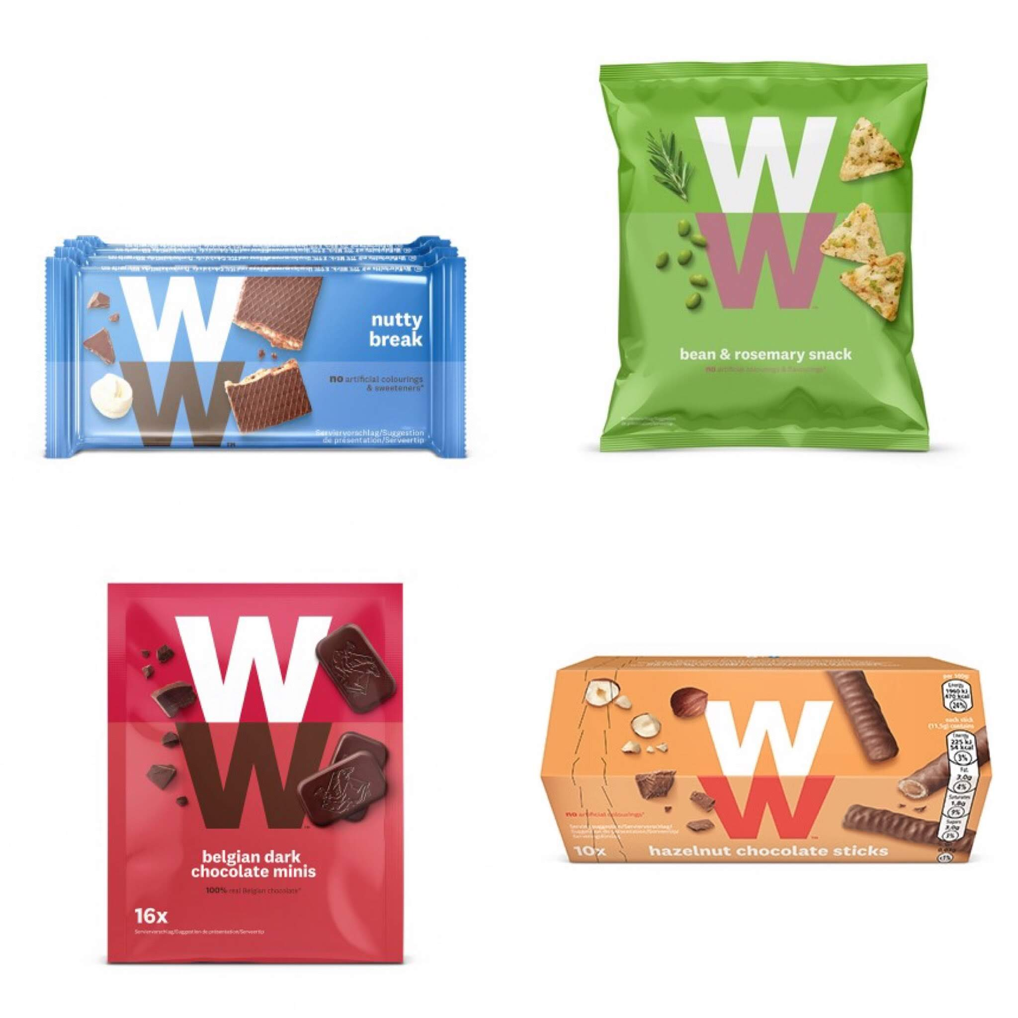 Mijn favoriete WW snacks